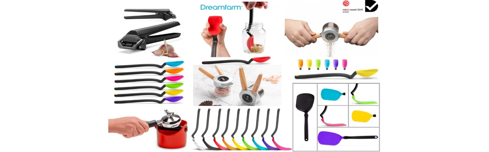 Dreamfarm - Prep Utensils - Day and Age