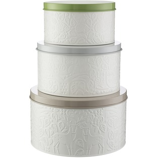 Day and Age In The Forest Cake Tins Set of 3