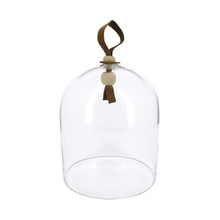 Day and Age Small Glass Cloche