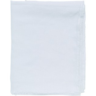 Day and Age Linen Napkin White