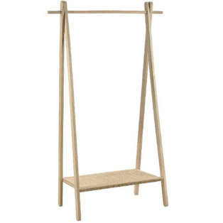 Day and Age Nordic Oak Clothes Rack