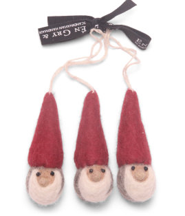 Day and Age Gnome Heads 7cm (set3)