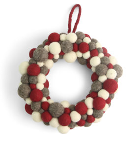 Day and Age Christmas Wreath 30cm