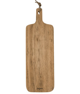 Day and Age Oak Wood Board w/handle 54x18cm