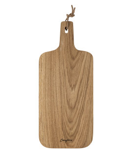 Day and Age Oak Wood Board w/handle 42x18cm