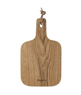 Day and Age Oak Wood Board w/handle 30x18cm
