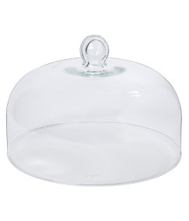Day and Age Casafina Glass Dome 30x21cm