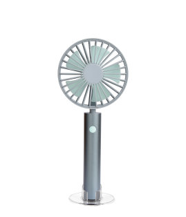 Day and Age Handy Mini Fan Graphite