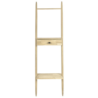 Day and Age Nordic Oak Shelf with Drawer