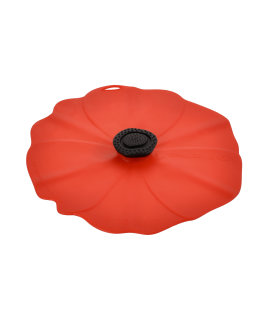 Day and Age Poppy Lid 23cm